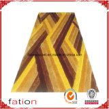 Tapetes Shaggy decorativos misturados do tapete de área das cores da alta qualidade
