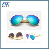 2017 Nuevos productos Wood Bamboo Sun Glasses