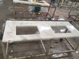 Камень кварца изготовления Китая искусственний для Countertop кухни & верхней части тщеты