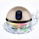 Радуга Purificador De Aire Freshener воздуха Ionizer воды ароматичная