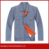 Custom Made High quality 100% coton Twill Wearwear pour hommes et femmes (W124)