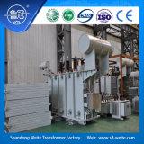Standard di IEC/ANSI, trasformatore di potere cambiante del colpetto a tre fasi del su-Caricamento 33kV/35kV