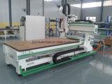 Tipo linear ferramenta da maquinaria de Woodworking do ATC