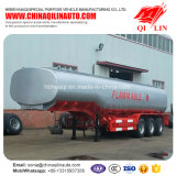du camion-citerne 40cbm remorque semi pour la charge d'éthanol