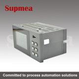 Gravador de carta circular digital sem papel para pressão, temperatura, freqüência