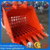 30t Excavatrice Grating / Grilling / Skeleton Bucket for All Brand Excavator