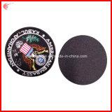 Velcro sul fornitore della Cina del distintivo del ricamo (YH-EB056)