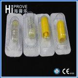 Protezione medica a gettare dell'eparina della serratura di Luer per il catetere del I.V