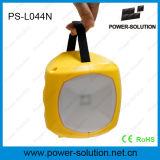 Lâmpada solar LED recarregável com carregador USB Mobile Phone
