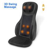 De elektrische 3D Stoel van het Kussen van de Massage van de Lichaamsverzorging van Shiatsu van de Schommeling Achter