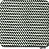 Tsautop Hotting vendant l'impression hydrographique Tsty666 d'Aqua de films d'impression de transfert de l'eau de film de fibre de carbone de largeur de 0.5m/1m