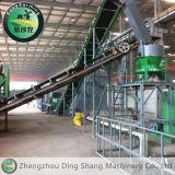 Linea di produzione biologica del fertilizzante organico