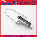 Elektrisches kabel-befestigende Aluminiumlegierung-Sackgasse-Schelle China-Nxj für hängendes Kabel - China-Belastungs-Schelle, Aufhebung-Schelle