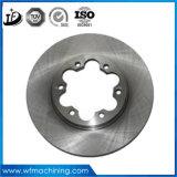 L'OEM a modifié disques en acier/d'acier inoxydable/en aluminium de frein avec l'usinage de commande numérique par ordinateur
