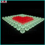 Cubo fuera de los vectores fuera de conjuntos de los muebles del cubo de las sillas