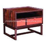 固体寝室の家具のベッドサイド・テーブルNightstands