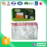Plastikwegwerfküchedrawstring-Abfall-Beutel