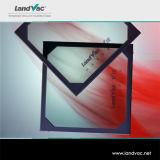 Landvac Alibabaの熱い販売の陳列ケースのための絶縁の真空の二重ガラスの単位