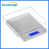 Escala de peso eletrônica de venda quente de Digitas da jóia da exatidão 0.01g elevada