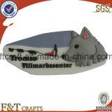 Magnete caldo del frigorifero del PVC di vendita di modo (FTPV3602A)