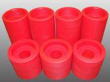 Втулка полиуретана для буферности машинного оборудования и отжимать уменьшающ части, втулку полиуретана