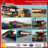 180-250ton 대들보 수송 선회된 차량/트롤리 트레일러 또는 대들보 트롤리