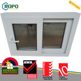 Vetro Tempered Windows scorrevole di effetto di uragano del PVC