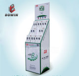 芳香剤の陳列台のペーパー表示