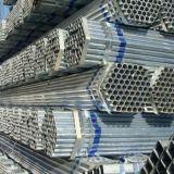 Tubulação de aço galvanizada de tubulação de aço de carbono Q195