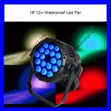 LED-Birnen-Deckenleuchte im Freiennennwert 18*12W