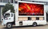 移動式広告の手段のFoton防水LEDスクリーンのトラック6トンの