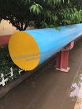 Barra redonda de gran tamaño forjada caliente 42CrMo del acero de aleación