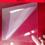 Feuilles transparentes de PVC de matériau de PVC