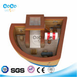 Videur gonflable LG9014 de thème de corsaire de modèle de Cocowater