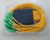 1X64 Sc APC 아BS 상자 광섬유 쪼개는 도구
