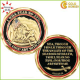 3D Custom Copper Army Challenge Coin