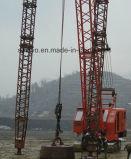 Maquinaria de construção dinâmica hidráulica da consolidação do guindaste CHUY360