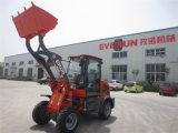 EverunのブランドZl08 4WDの小型トラクター、農業機械、0.8トンKapazitat、Mit Schnellwechsler