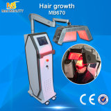 عال قوّيّة حارّ يبيع محترف ليزر شعر [رغرووث] آلة ([مب670])