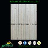 madera contrachapada de los listones de la base de la base de la madera dura de 12m m