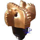 Steel de alta velocidad Body PDC Bit para Water Well Drilling