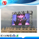 Farbenreicher Bildschirm LED-Schaukasten LED-2016 hoher Dinifition im Freien P10