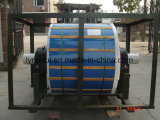 Polia durável da mineração para o transporte de correia