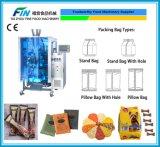 Máquina de empacotamento do alimento para o alimento de sopro, pó, embalagem do grânulo