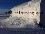 묶인 프레임 격납고, 큰 대피소, 창고, 큰 천막 (TSU-4530, TSU-4536)