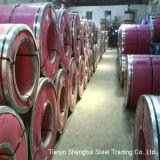 Профессиональное изготовление катушки нержавеющей стали (AISI 321)