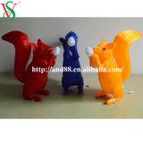 lumières acryliques d'écureuil du motif 3D