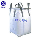FIBC beige Big Bag con Cross Corner Loop