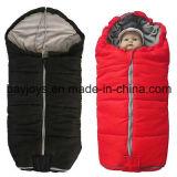 Baby-Spaziergänger-warmes Schlafsackfootmuff-Sack-Kind