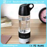 Matériau de la FDA Certficate Water Bottle Bluetooth Speaker (ZYF3072)